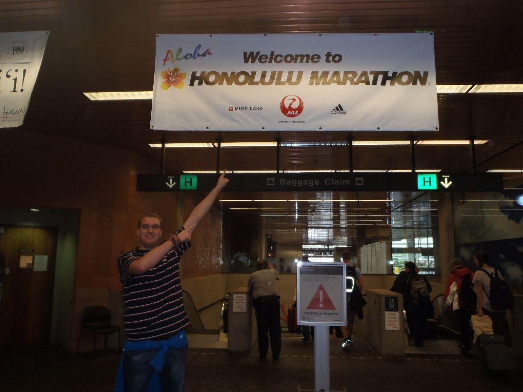 Aloha Marathoners