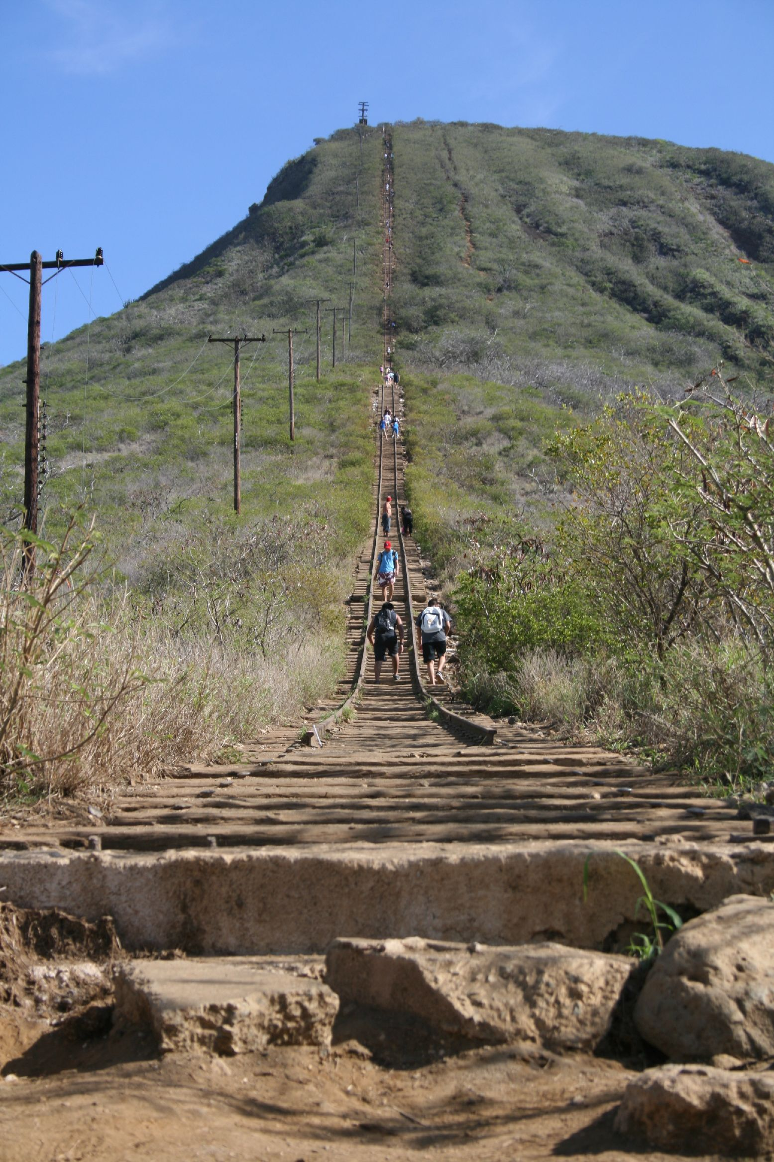 Stairway to Heaven Koko Head