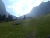 Abstieg Scharnitzjoch
